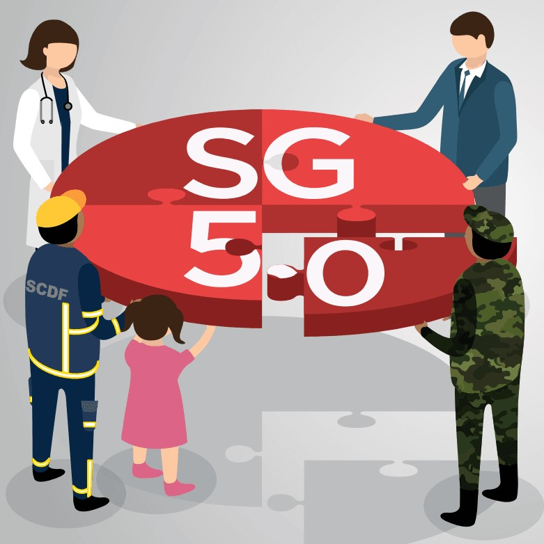 SG50 What The Public Service Learnt