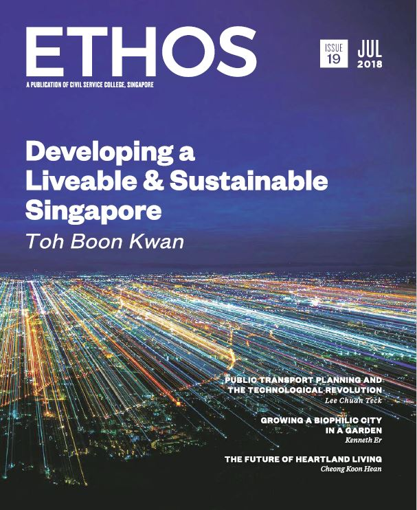 Ethos 19 Cover