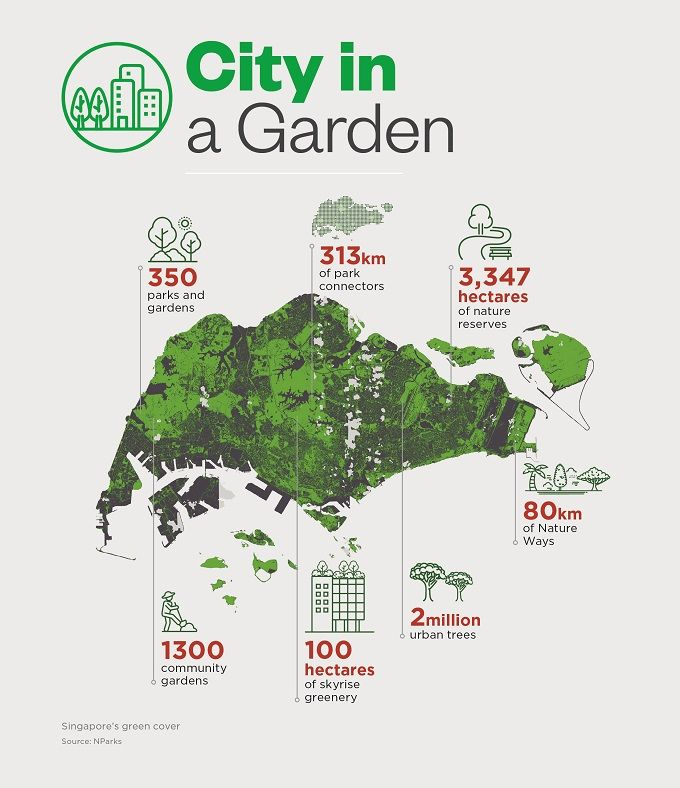 Growing A Biophilic City In A Garden